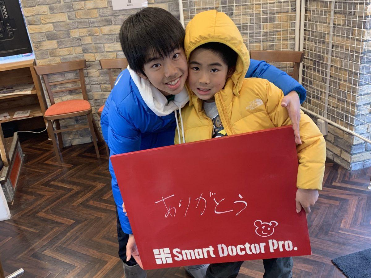 【大阪市北区 R.M様】子供の写真データが欲しい!他業者で修理不可の水没iPhone8の復旧事例とお客様の感想