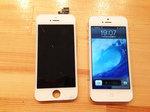 iPhone5画面割れ修理は随時対応!まずはお問い合わせください☆