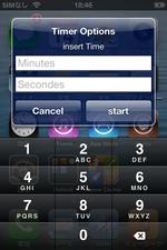 なんでもタイマーで設定できちゃう便利なJBアプリ♪