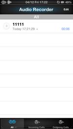 iPhoneに通話録音機能を追加できる脱獄アプリがリリース!