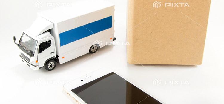 「郵送修理」の流れについて