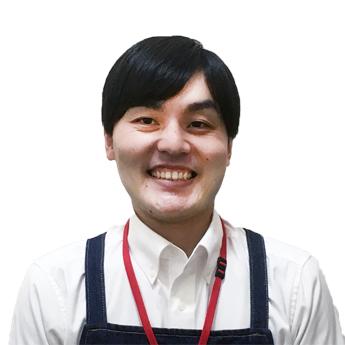 【閉店】スマートドクタープロゆめタウン広島店の技術スタッフ「横手勇平」