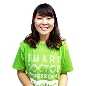 スマートドクタープロ茨木店の技術スタッフ「横手勇平」