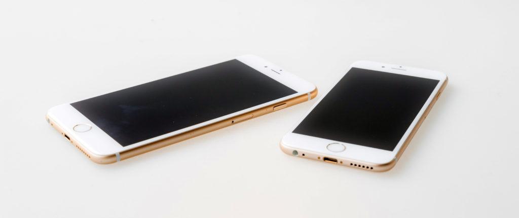 iphoneの対応機種の紹介