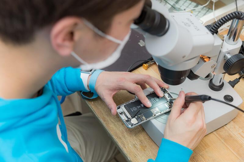 大阪でiPhone修理なら総務省登録修理業者「スマートドクタープロ」がオススメな理由まとめ