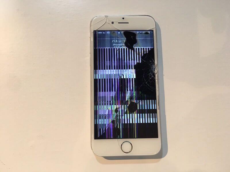 iPhoneの液晶画面に線が入った場合の正しい直し方「ハードウェア編」