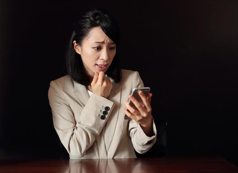 「iPhone修理屋(非正規店)の選び方」の失敗例(修理どころか使えなくなることも!)